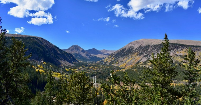Happy Fall Equinox and a Haiku from Pike National Forest