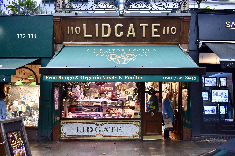 Window Shopping: C. Lidgate's in London