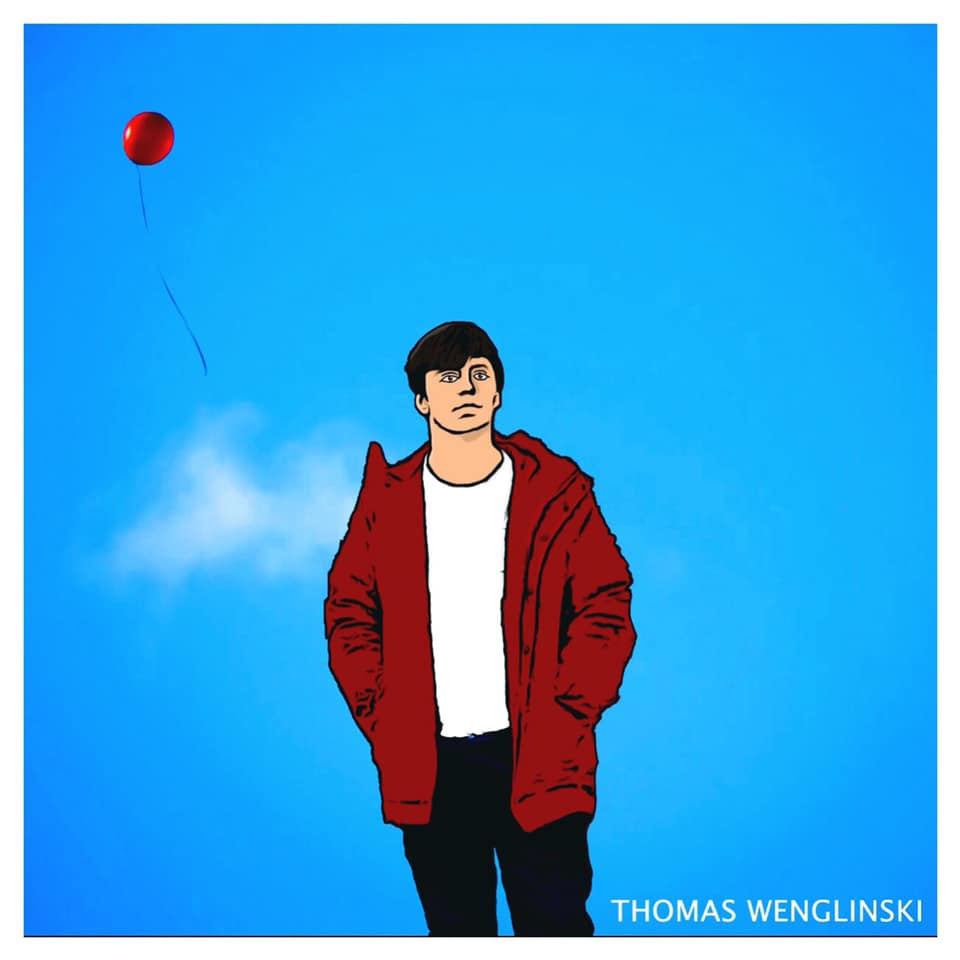 Song Cover for Le Ballon Rouge by Thomas Wenglinski