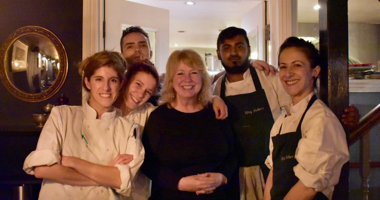 Kitty Fisher's in London Pulled Me In, Fed Me Well and Charmed Me Completely
