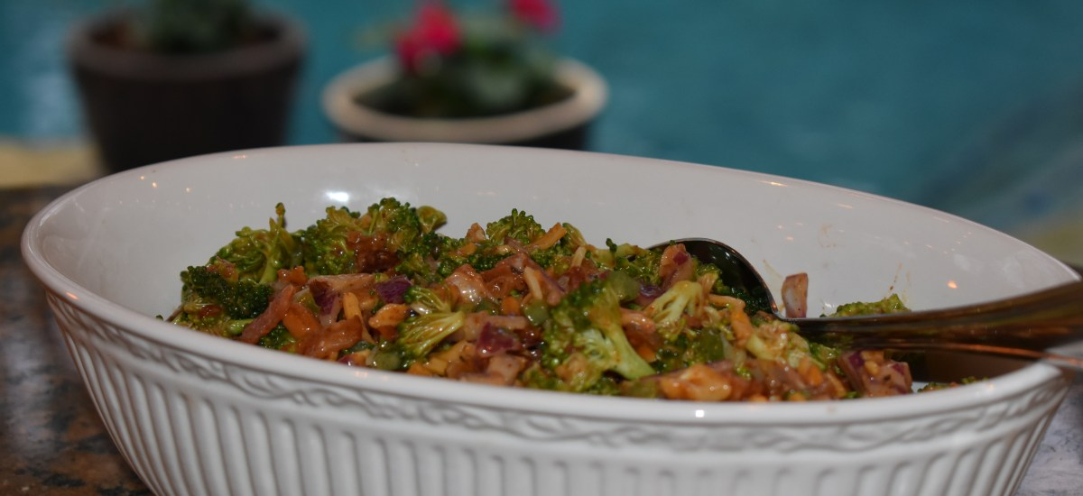 Score! Creamy, Crunchy, Spicy, Sweet Bacon-Broccoli Salad Snares a Broccoli-Hater