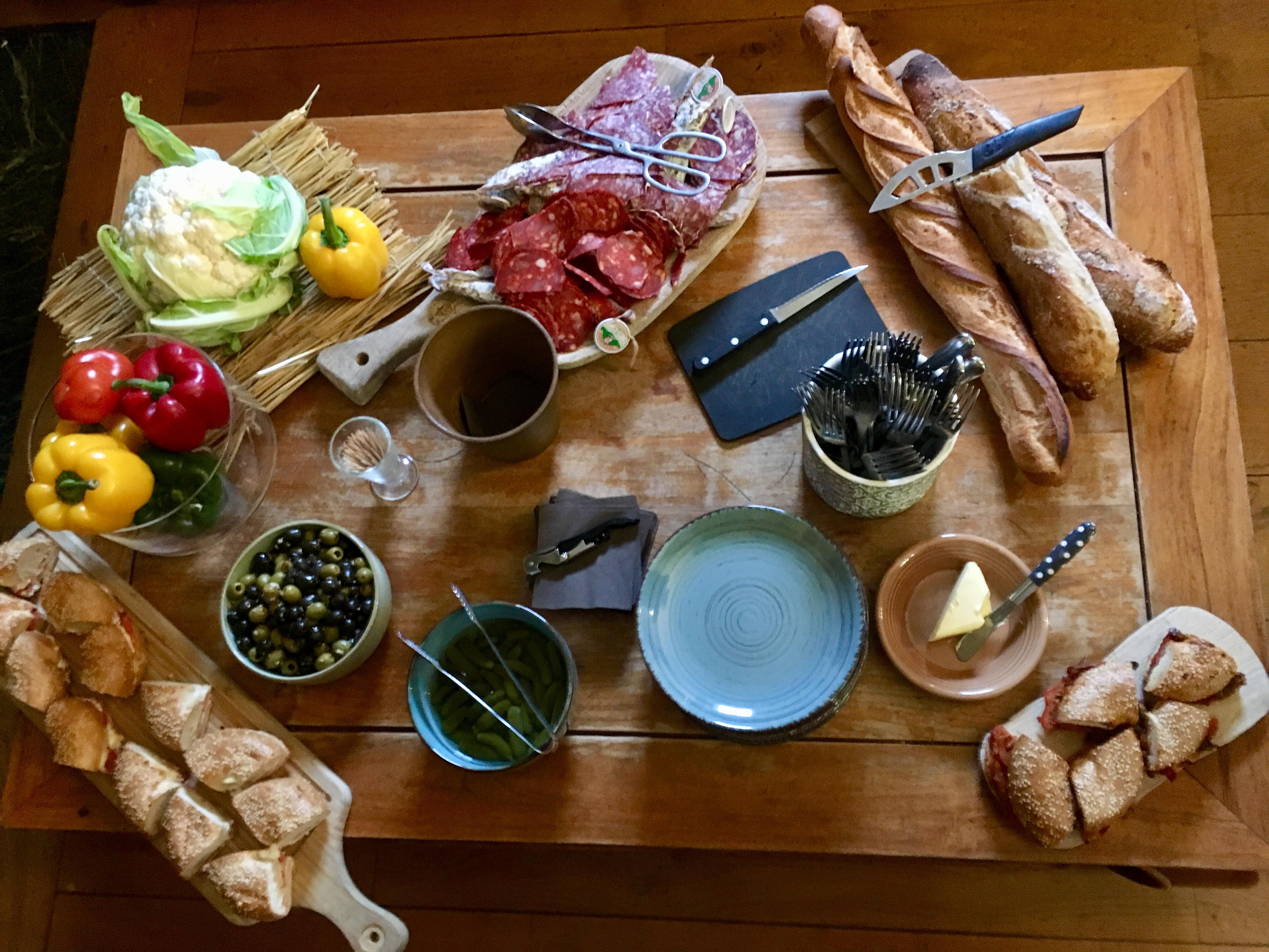 When Food is Art: Exquisite Presentation at Châteauform's Les prés d'Ecoublay