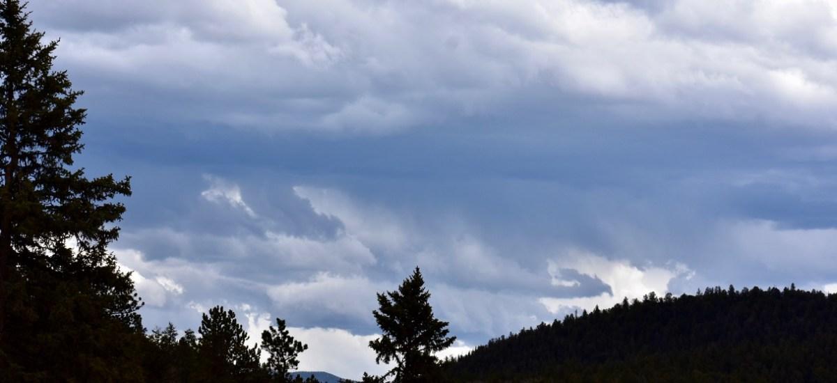 Mountain Storm Haiku