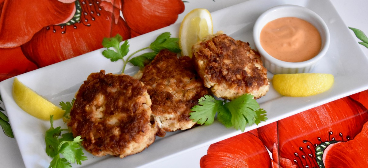 The Best Crab Cake Recipe, Ever