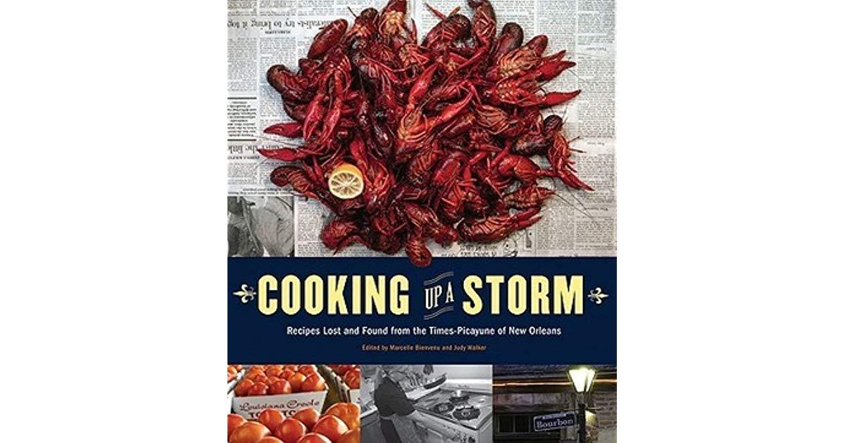 Cooking Up a Storm, a Cookbook with a Unique NOLA Legacy