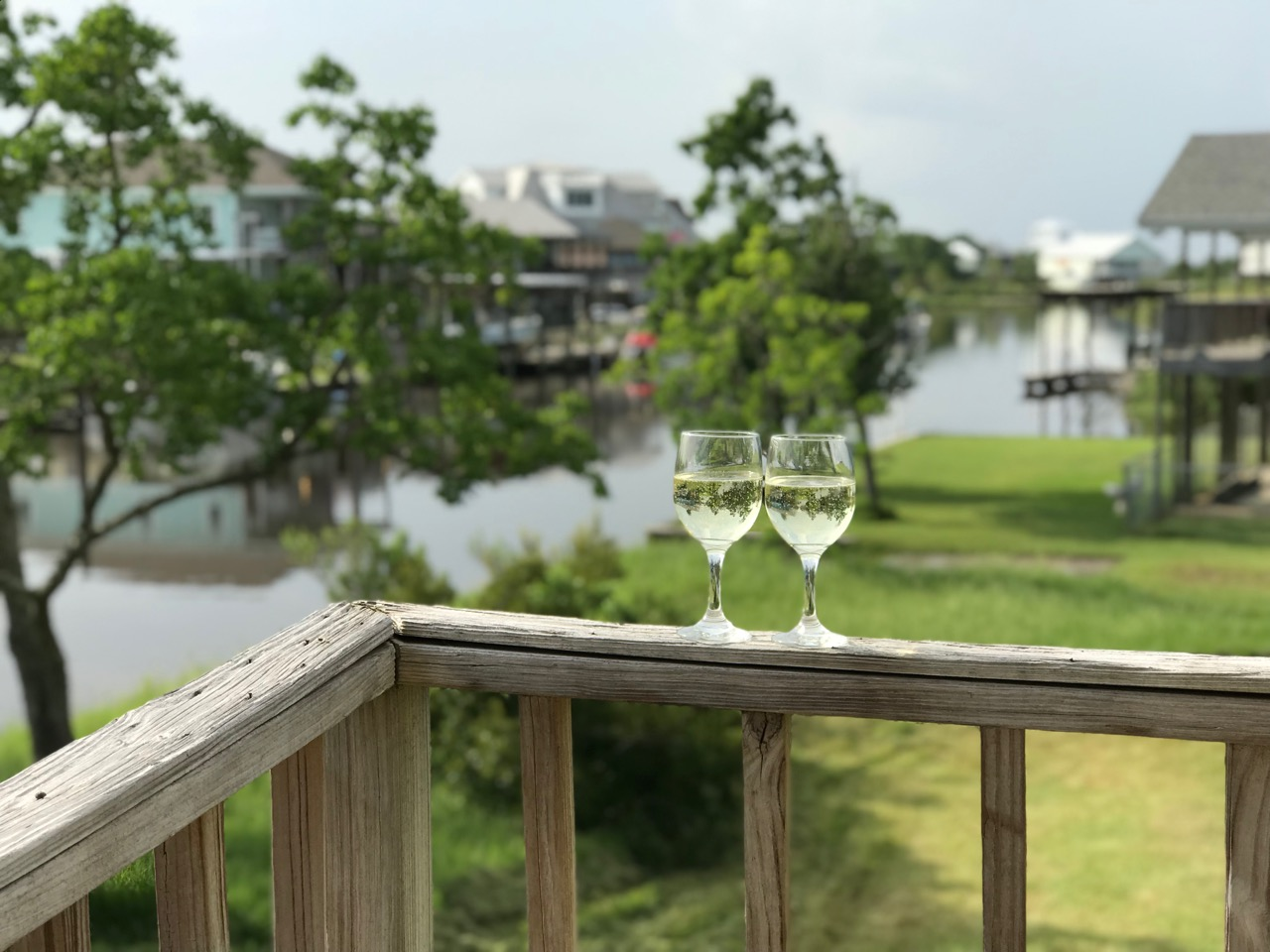 By the Water: The Best Way to Relax (Introducing Gumbo Cove)