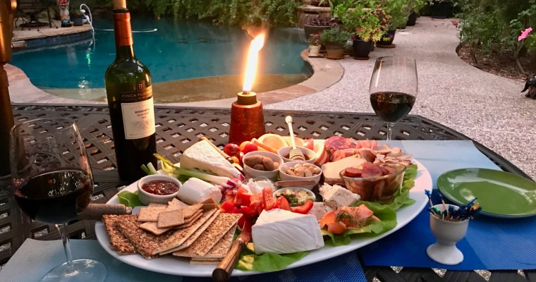 Another Friday, Another Charcuterie Board – But Not Quite Art