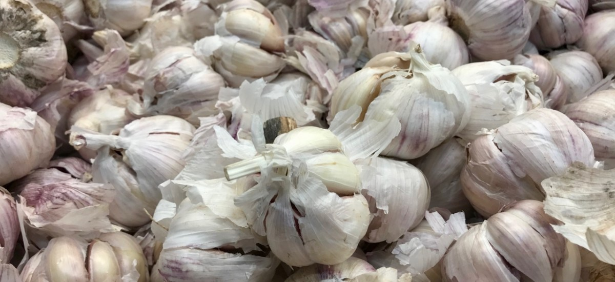 Food Rant: Just Go with Fresh Garlic