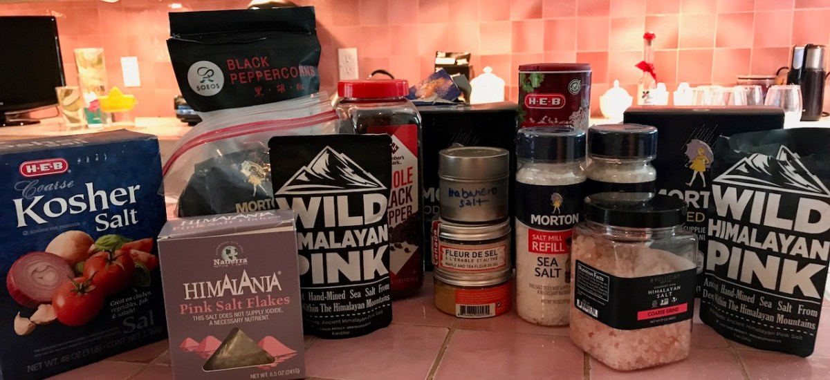 Goodbye, Pink-Tiled Galley Kitchen, Part Two: Spice It Up!