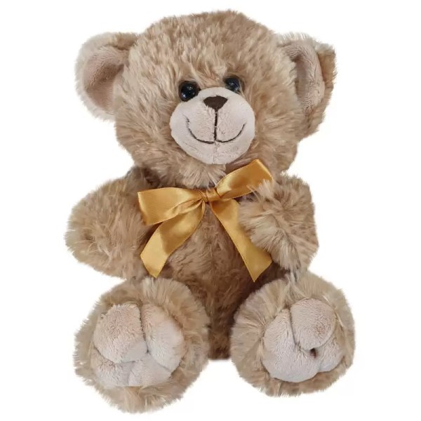 Bailey Golden Brown Teddy Bear from Gloves and Sanitisers