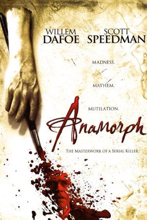 La locandina americana di Anamorph