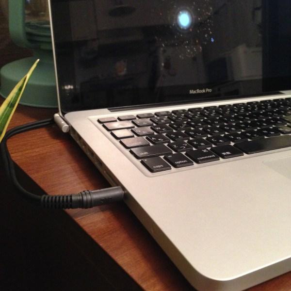 macとiphoneとBOZEスピーカー