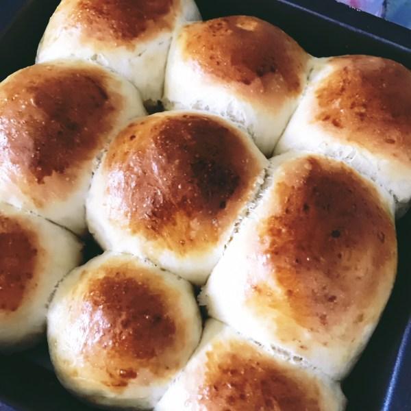 パンが焼けました🍞