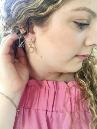 Lauren Condrad earrings