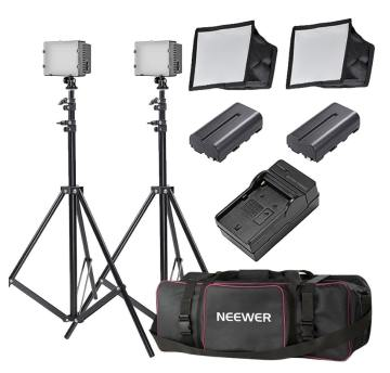 Top 5 Best Lighting Kits For Video & YouTube Of 2019 | Glowily