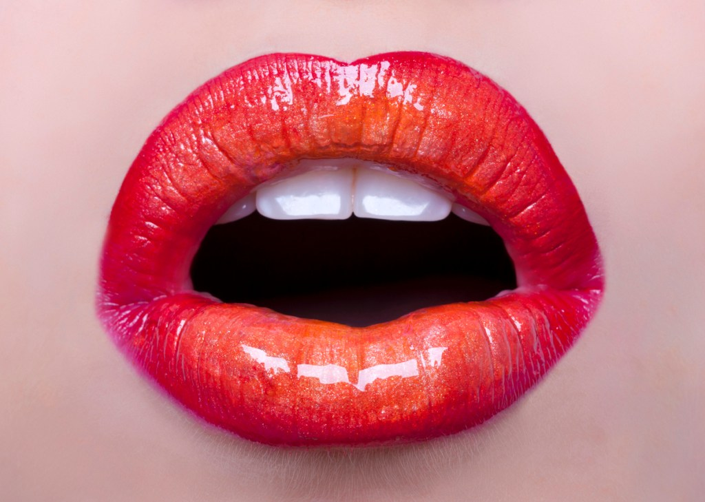 The new way to get plump lips without filler by bikini girls diary