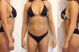 Week 1 - My bikini fitness journey: Facing up to insecurities