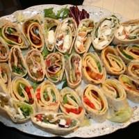 3 szybkie i smaczne przekąski na imprezę + Blogujemy linkujemy #3 :)