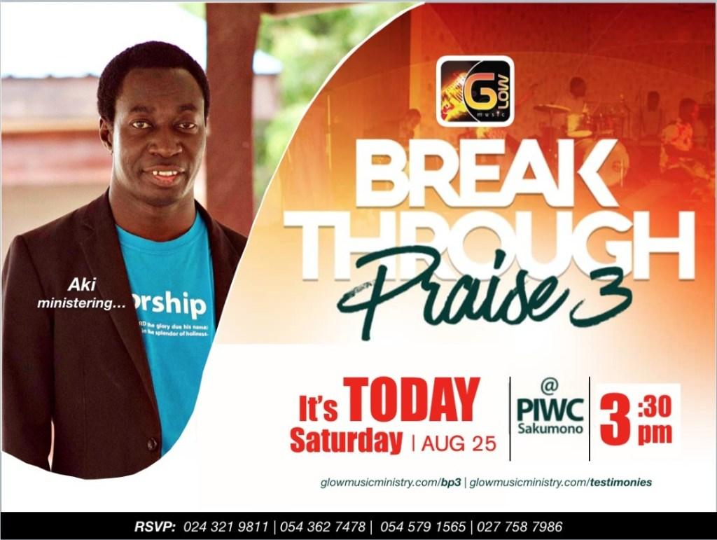 Breakthrough praise 3 comes off today