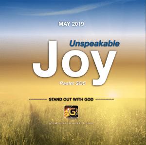 Glow Music Month of Joy