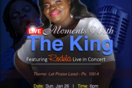 Moments with the king – Glow Music Ministry