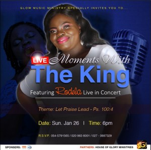 Moments with the king - Glow Music Ministry