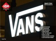 company signs office signs led acrylic light channel letters outdoor 3d