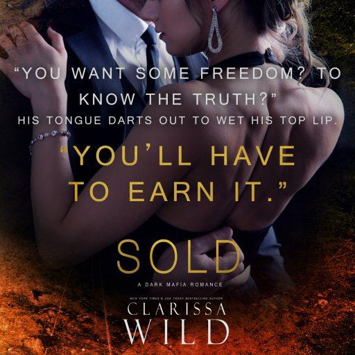 Teaser: Sold by Clarissa Wild