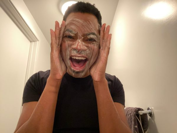 b rich beauty face mask