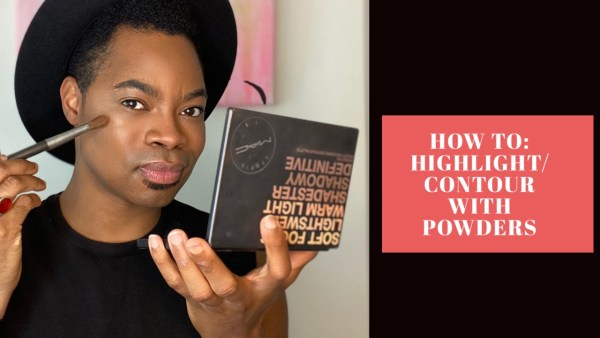 highlight contour power brandon richardson b rich beauty