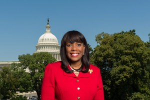 Congresswoman Terri Sewell official photo headshot