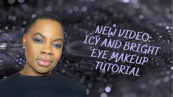 bright icy eye makeup b rich beauty