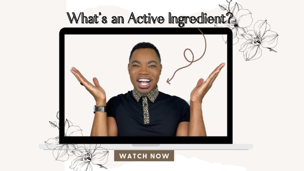 active ingredient b rich beauty