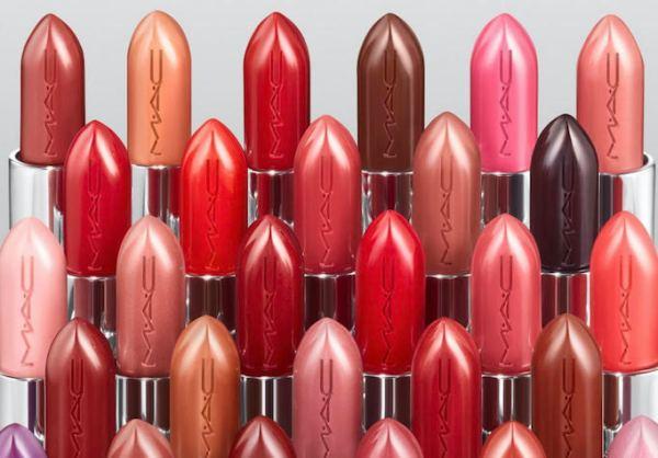 Lustre glass sheer shine lipstick