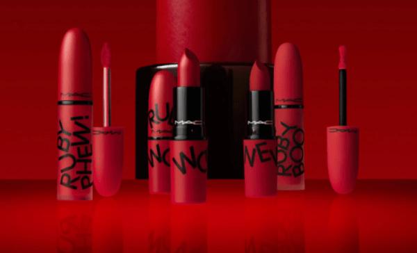 ruby's crew lipsticks mac cosmetics