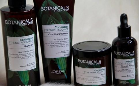 L'oréal Botanicals Coriander Strenght