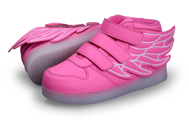 Kids – High Top LED Shoes | Glow Togs