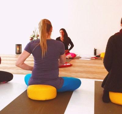 Sun studio meditation
