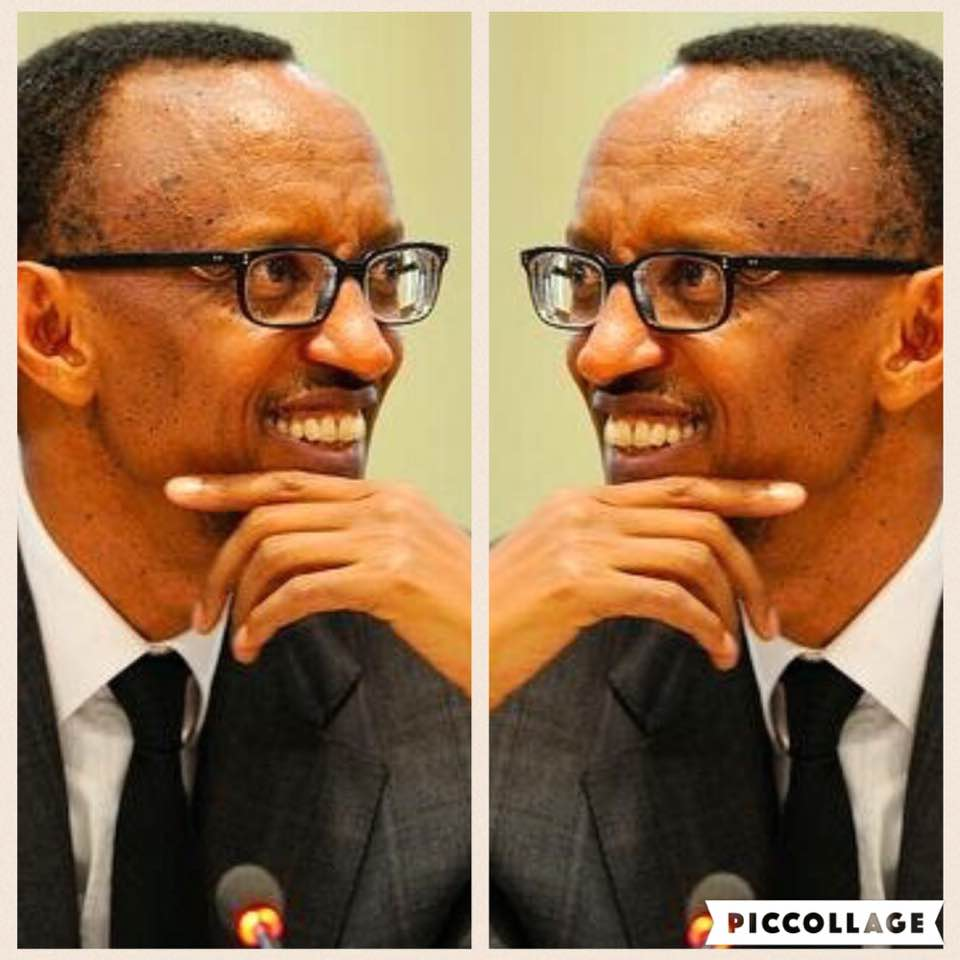 Each time Kagame flies, he is laughing all the way to the bank as Chairman of RPF/Crystal Ventures