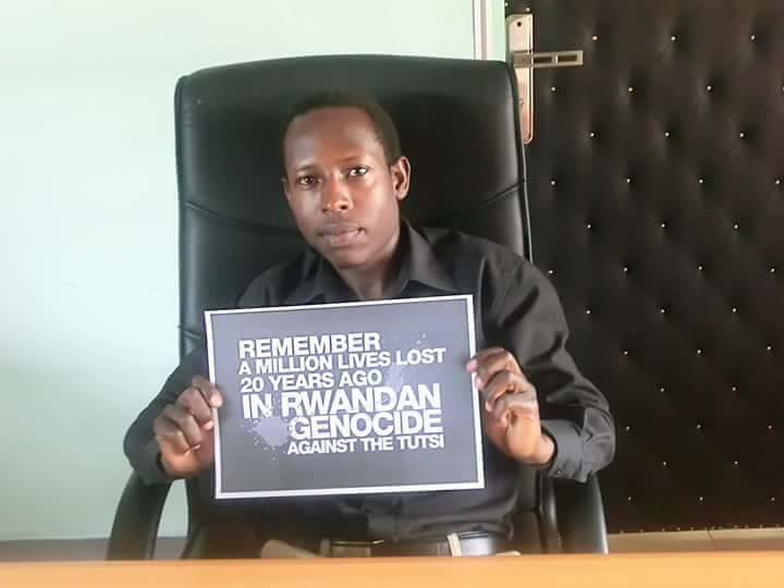 Inbox Message: The disappearance of Emmanuel Ndahiro since 2014 in Rwanda.