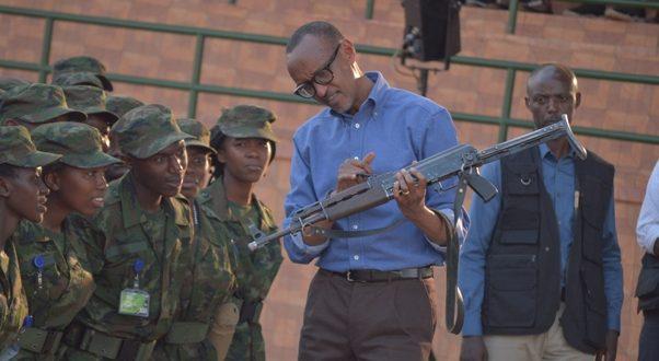"Seruga Titus: ""We return Rwandese alive they bring back dead bodies to Uganda."""