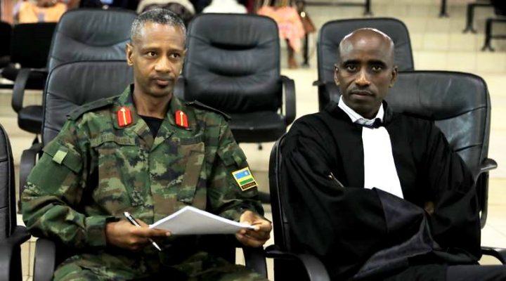 Col  Byabagamba, Brig Gen (Rtd) Rusagara Back In Court