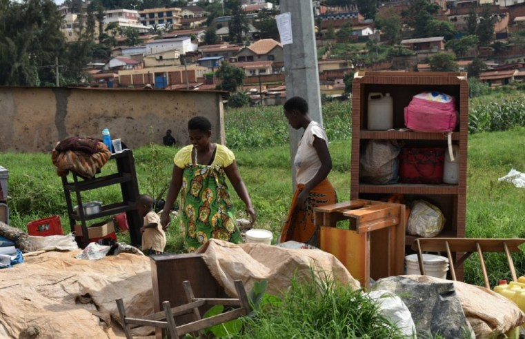 Kagame's evil plan to make sure the CHOGM Meeting Delegates don't get to see the poverty stricken Kigali