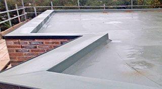 Seamless Waterproof Coatings For Roofs Walkways And Balconies