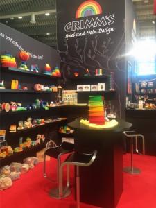 Holzspielzeug_Grimms Nuernberg Spielwarenmesse