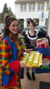 Zirkus Clown Geburtstag