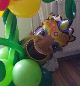 Tiki Folienluftballon