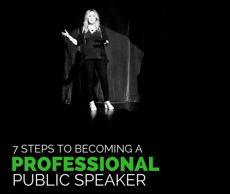 7 Tips To Becoming A Pro Public Speaker