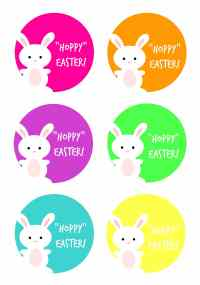 Free printable easter gift tags merry christmas and happy new free printable easter gift tags negle Choice Image