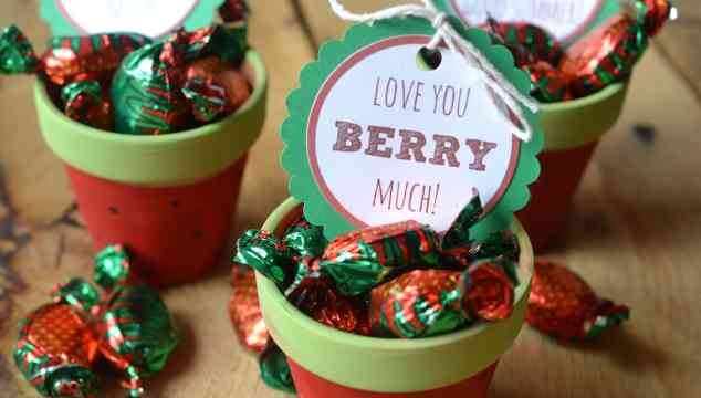 Berry Much – Gift Tag Printable